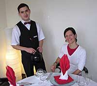 hotel gastronomie unterricht